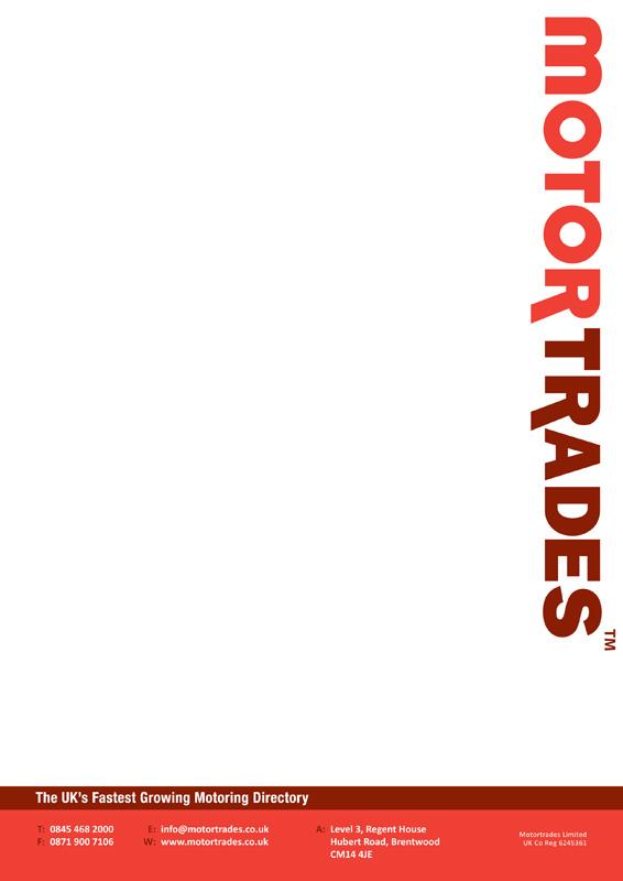 Motortrades